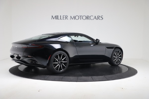New 2020 Aston Martin DB11 V8 Coupe for sale $237,996 at Aston Martin of Greenwich in Greenwich CT 06830 8