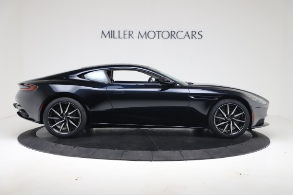 New 2020 Aston Martin DB11 V8 Coupe for sale $237,996 at Aston Martin of Greenwich in Greenwich CT 06830 9