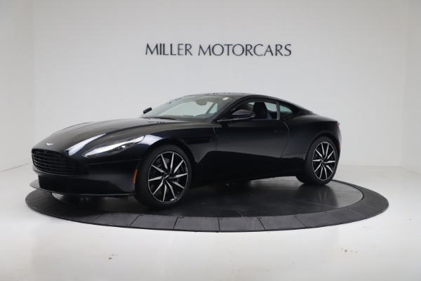 New 2020 Aston Martin DB11 V8 Coupe for sale $237,996 at Aston Martin of Greenwich in Greenwich CT 06830 1