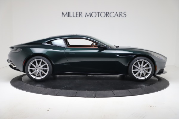 New 2020 Aston Martin DB11 V8 Coupe for sale Sold at Aston Martin of Greenwich in Greenwich CT 06830 10
