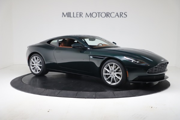 New 2020 Aston Martin DB11 V8 Coupe for sale Sold at Aston Martin of Greenwich in Greenwich CT 06830 11