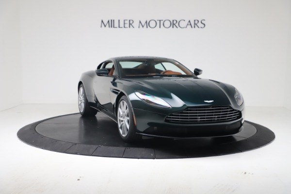 New 2020 Aston Martin DB11 V8 Coupe for sale Sold at Aston Martin of Greenwich in Greenwich CT 06830 12