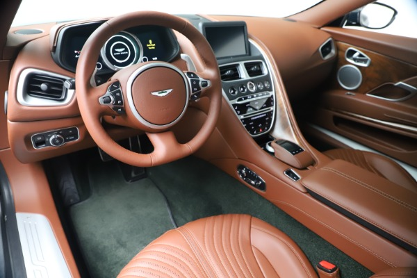 New 2020 Aston Martin DB11 V8 Coupe for sale Sold at Aston Martin of Greenwich in Greenwich CT 06830 14