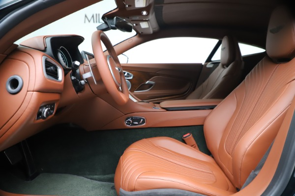 New 2020 Aston Martin DB11 V8 Coupe for sale Sold at Aston Martin of Greenwich in Greenwich CT 06830 15