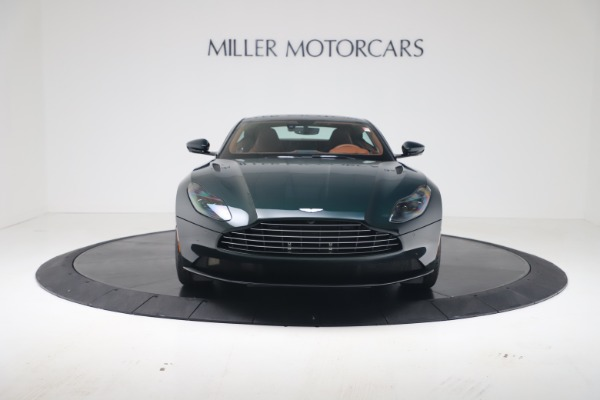 New 2020 Aston Martin DB11 V8 Coupe for sale Sold at Aston Martin of Greenwich in Greenwich CT 06830 2