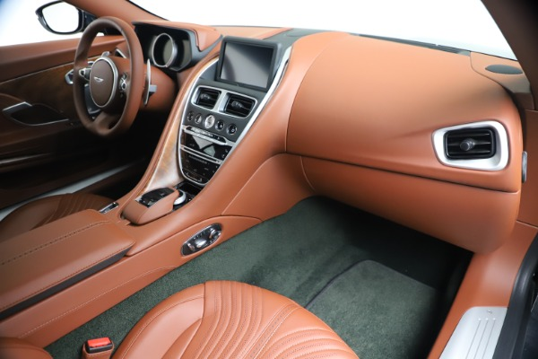 New 2020 Aston Martin DB11 V8 Coupe for sale Sold at Aston Martin of Greenwich in Greenwich CT 06830 21