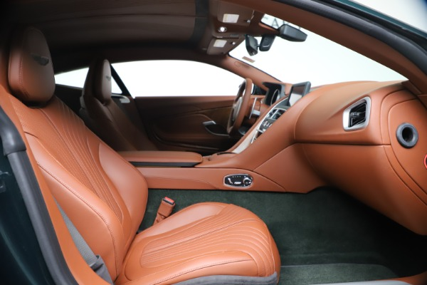 New 2020 Aston Martin DB11 V8 Coupe for sale Sold at Aston Martin of Greenwich in Greenwich CT 06830 22