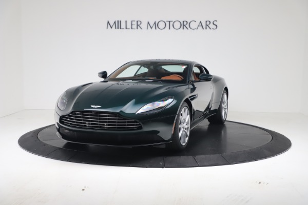 New 2020 Aston Martin DB11 V8 Coupe for sale Sold at Aston Martin of Greenwich in Greenwich CT 06830 3