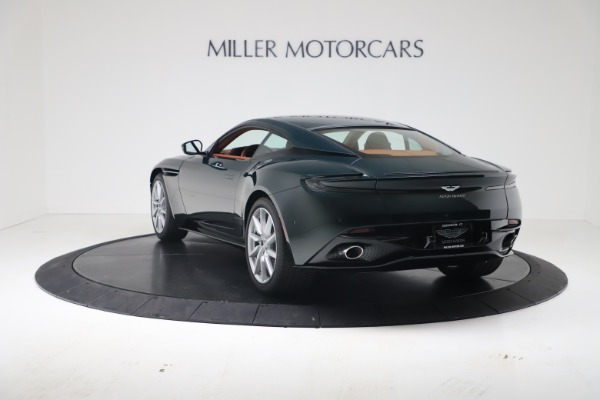 New 2020 Aston Martin DB11 V8 Coupe for sale Sold at Aston Martin of Greenwich in Greenwich CT 06830 6