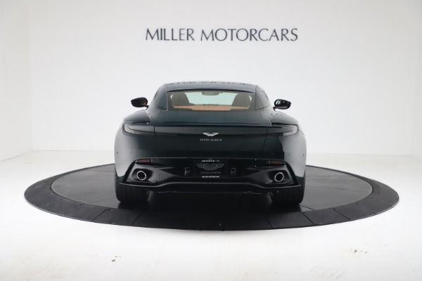 New 2020 Aston Martin DB11 V8 Coupe for sale Sold at Aston Martin of Greenwich in Greenwich CT 06830 7