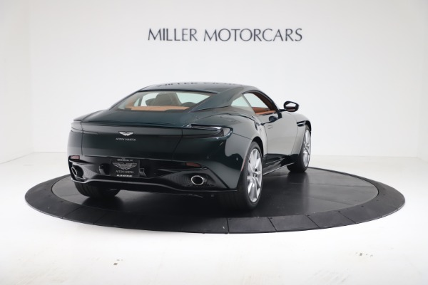 New 2020 Aston Martin DB11 V8 Coupe for sale Sold at Aston Martin of Greenwich in Greenwich CT 06830 8