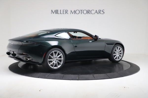 New 2020 Aston Martin DB11 V8 Coupe for sale Sold at Aston Martin of Greenwich in Greenwich CT 06830 9