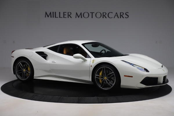 Used 2017 Ferrari 488 GTB for sale $244,900 at Aston Martin of Greenwich in Greenwich CT 06830 10