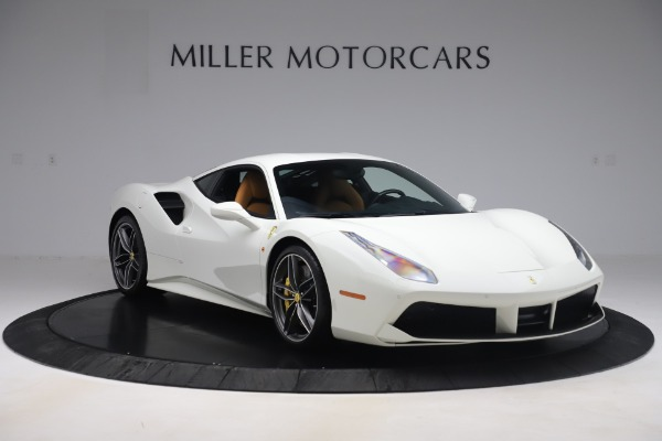 Used 2017 Ferrari 488 GTB for sale $244,900 at Aston Martin of Greenwich in Greenwich CT 06830 11