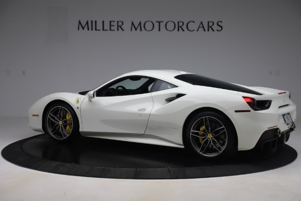 Used 2017 Ferrari 488 GTB for sale $244,900 at Aston Martin of Greenwich in Greenwich CT 06830 4