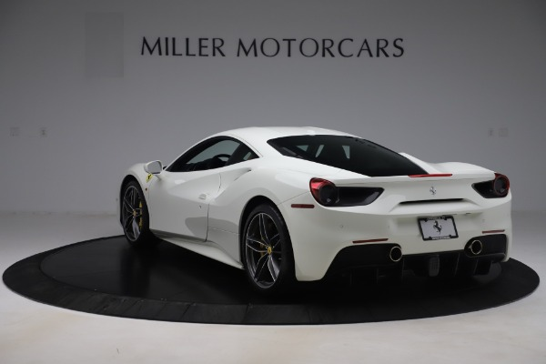 Used 2017 Ferrari 488 GTB for sale $244,900 at Aston Martin of Greenwich in Greenwich CT 06830 5