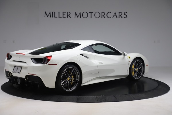 Used 2017 Ferrari 488 GTB for sale $244,900 at Aston Martin of Greenwich in Greenwich CT 06830 8