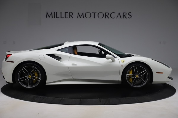 Used 2017 Ferrari 488 GTB for sale $244,900 at Aston Martin of Greenwich in Greenwich CT 06830 9
