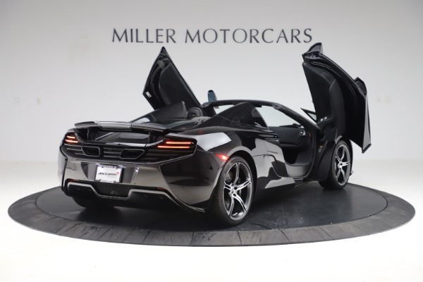 Used 2015 McLaren 650S Spider for sale Sold at Aston Martin of Greenwich in Greenwich CT 06830 14