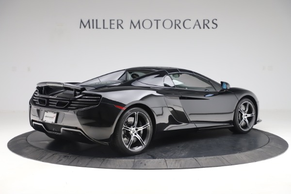 Used 2015 McLaren 650S Spider for sale Sold at Aston Martin of Greenwich in Greenwich CT 06830 22