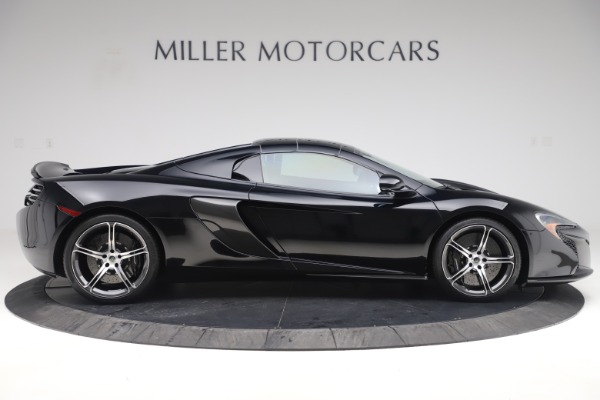 Used 2015 McLaren 650S Spider for sale Sold at Aston Martin of Greenwich in Greenwich CT 06830 23