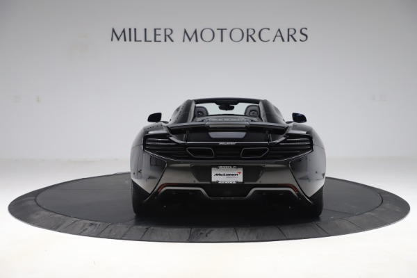 Used 2015 McLaren 650S Spider for sale Sold at Aston Martin of Greenwich in Greenwich CT 06830 4
