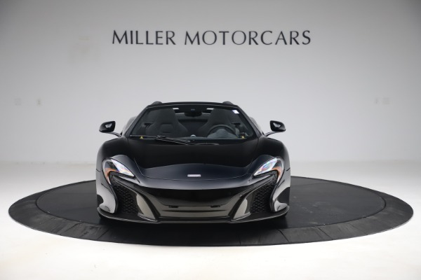 Used 2015 McLaren 650S Spider for sale Sold at Aston Martin of Greenwich in Greenwich CT 06830 8