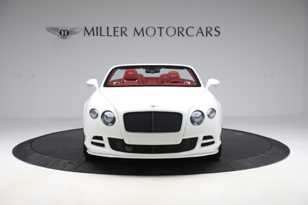 Used 2015 Bentley Continental GTC Speed for sale $125,900 at Aston Martin of Greenwich in Greenwich CT 06830 12