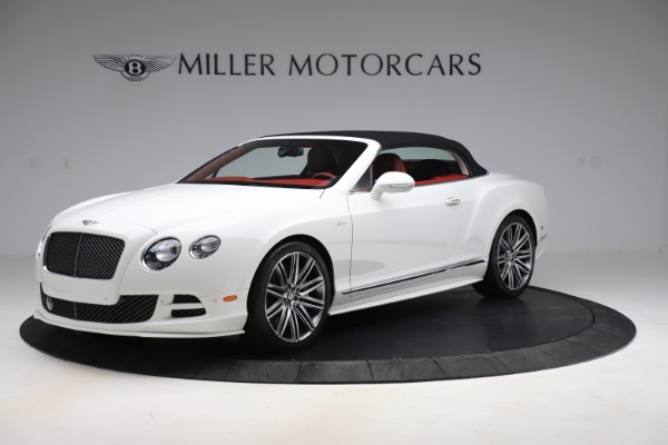 Used 2015 Bentley Continental GTC Speed for sale $125,900 at Aston Martin of Greenwich in Greenwich CT 06830 13