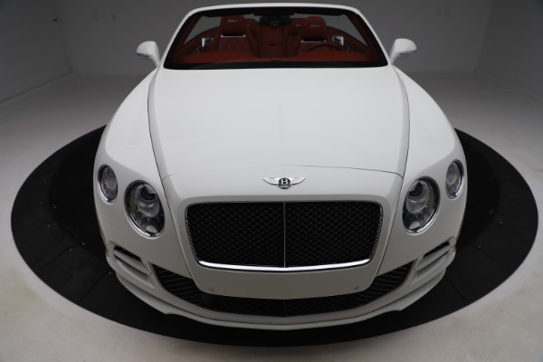 Used 2015 Bentley Continental GTC Speed for sale $125,900 at Aston Martin of Greenwich in Greenwich CT 06830 20