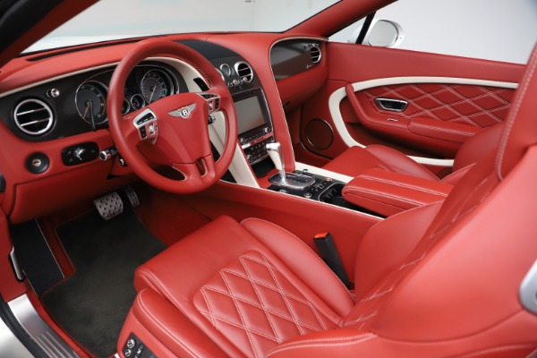 Used 2015 Bentley Continental GTC Speed for sale $125,900 at Aston Martin of Greenwich in Greenwich CT 06830 25
