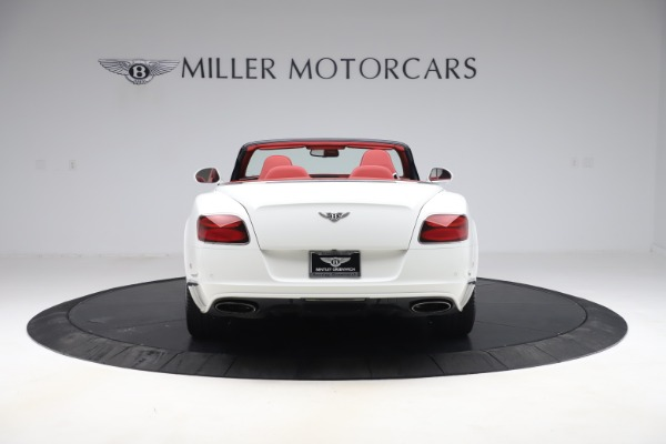 Used 2015 Bentley Continental GTC Speed for sale $125,900 at Aston Martin of Greenwich in Greenwich CT 06830 6
