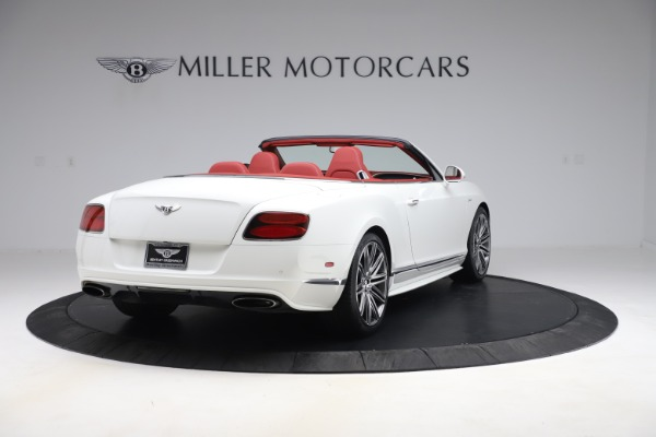 Used 2015 Bentley Continental GTC Speed for sale $125,900 at Aston Martin of Greenwich in Greenwich CT 06830 7