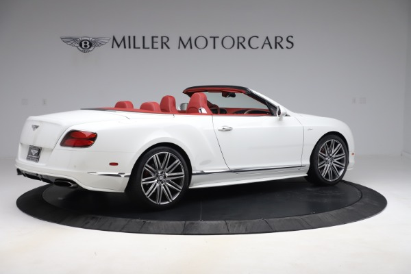 Used 2015 Bentley Continental GTC Speed for sale $125,900 at Aston Martin of Greenwich in Greenwich CT 06830 8