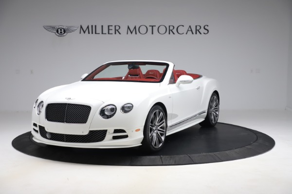 2015 Bentley Continental GTC
