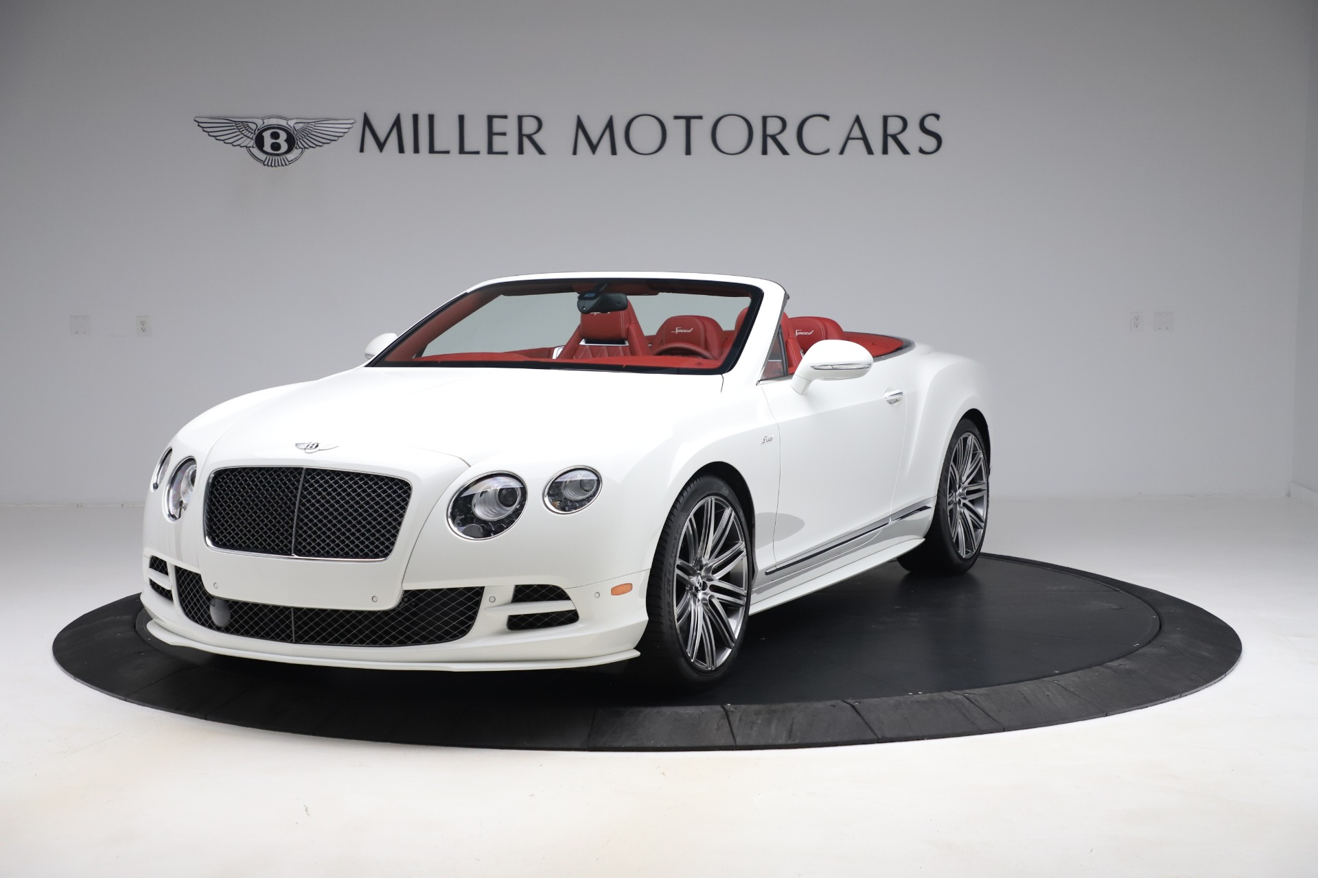 Used 2015 Bentley Continental GTC Speed for sale $125,900 at Aston Martin of Greenwich in Greenwich CT 06830 1