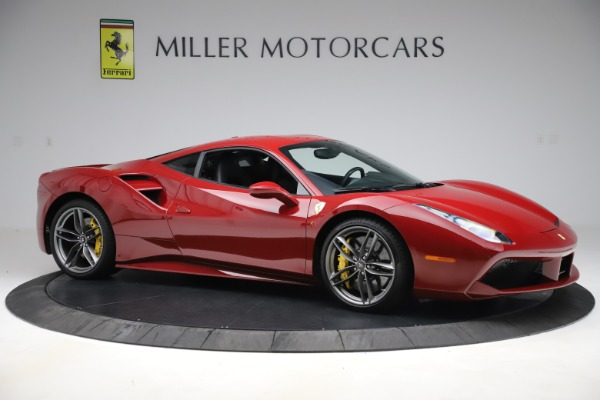 Used 2019 Ferrari 488 GTB for sale $299,900 at Aston Martin of Greenwich in Greenwich CT 06830 10