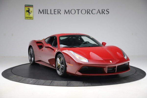 Used 2019 Ferrari 488 GTB for sale $299,900 at Aston Martin of Greenwich in Greenwich CT 06830 11