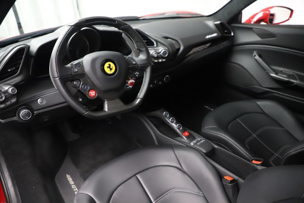 Used 2019 Ferrari 488 GTB for sale $299,900 at Aston Martin of Greenwich in Greenwich CT 06830 13