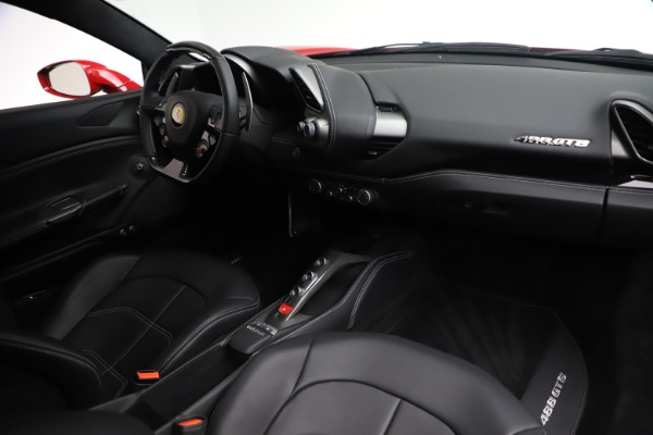 Used 2019 Ferrari 488 GTB for sale $299,900 at Aston Martin of Greenwich in Greenwich CT 06830 17