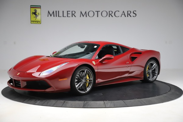 Used 2019 Ferrari 488 GTB for sale $299,900 at Aston Martin of Greenwich in Greenwich CT 06830 2