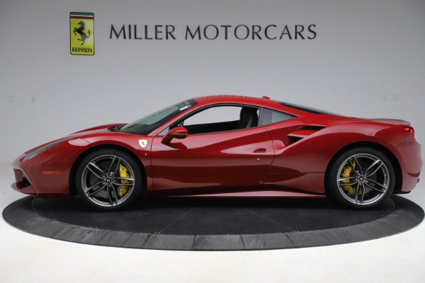 Used 2019 Ferrari 488 GTB for sale $299,900 at Aston Martin of Greenwich in Greenwich CT 06830 3
