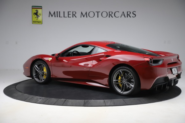 Used 2019 Ferrari 488 GTB for sale $299,900 at Aston Martin of Greenwich in Greenwich CT 06830 4