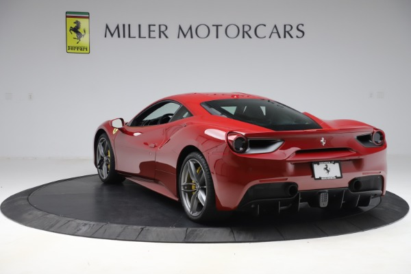 Used 2019 Ferrari 488 GTB for sale $299,900 at Aston Martin of Greenwich in Greenwich CT 06830 5