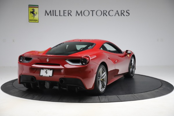 Used 2019 Ferrari 488 GTB for sale $299,900 at Aston Martin of Greenwich in Greenwich CT 06830 7