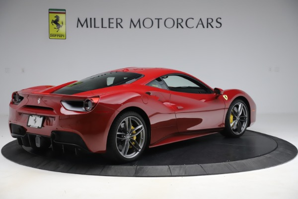 Used 2019 Ferrari 488 GTB for sale $299,900 at Aston Martin of Greenwich in Greenwich CT 06830 8