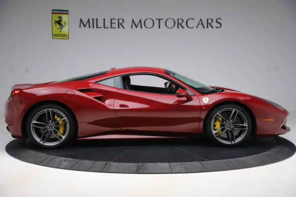 Used 2019 Ferrari 488 GTB for sale $299,900 at Aston Martin of Greenwich in Greenwich CT 06830 9