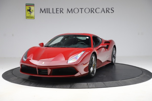 Used 2019 Ferrari 488 GTB for sale $299,900 at Aston Martin of Greenwich in Greenwich CT 06830 1