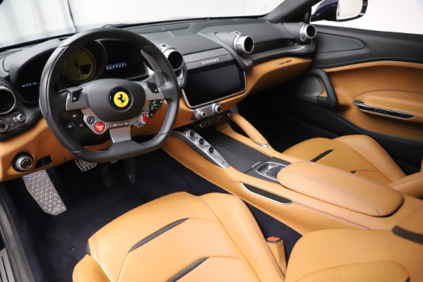 Used 2017 Ferrari GTC4Lusso for sale $221,900 at Aston Martin of Greenwich in Greenwich CT 06830 13