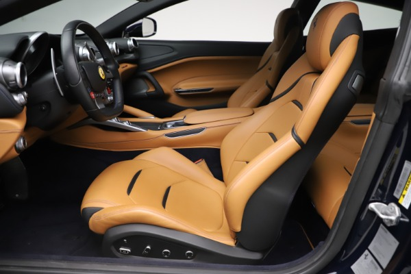 Used 2017 Ferrari GTC4Lusso for sale $221,900 at Aston Martin of Greenwich in Greenwich CT 06830 14